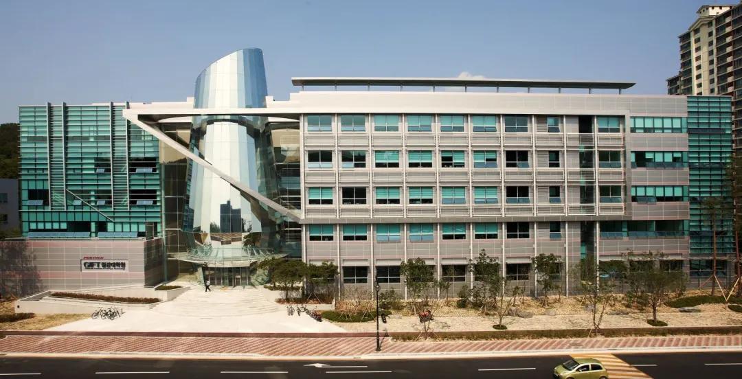 浦项科技大学